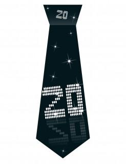 Papp-Krawatte 20. Geburtstag