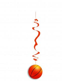 Feuerfeste Hängedekorationen Basketball 6 Stück 80cm
