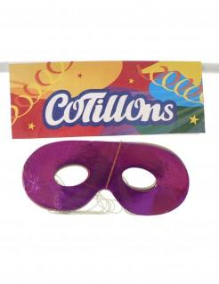Augenmasken 6 Stück bunt