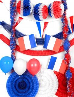 Frankreich Raumdeko für Fans
