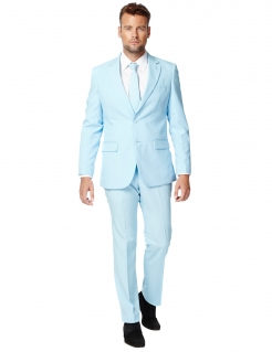 Mr. Cool Blue - Herrenanzug von Opposuits - hellblau