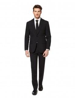 Mr. Black Knight Opposuits Anzug Stil schwarz