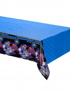 Polizei-Tischdecke Partydeko blau 120x180cm