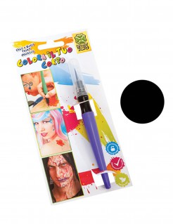 Make-Up Stift Schminke Fineliner schwarz