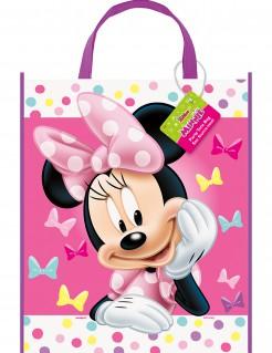 Tüte Lizenzartikel Minnie Mouse Geburtstagstüte bunt 33x28cm