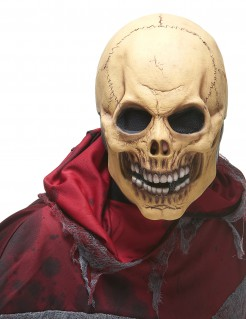 Schauriger Totenkopf Maske Halloween für Erwachsene