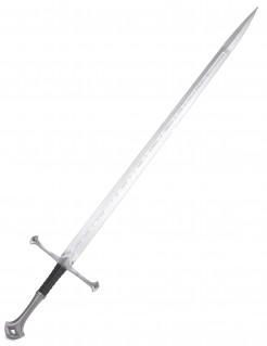 Mittelalter Ritter-Schwert silber-schwarz