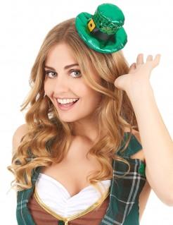 St. Patrick's Day Minihut für Erwachsene grün