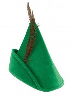 Jäger Hut Bogenschütze grün-braun