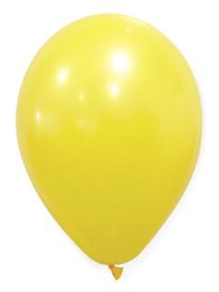 Luftballon Party-Deko 50 Stück gelb 30cm