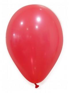 Luftballons Ballons Party-Deko 50 Stück rubinrot 30cm