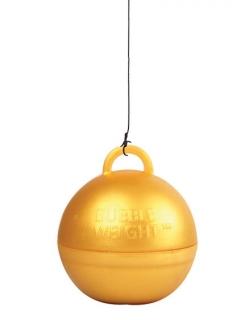 Ballon Gewicht für Helium Luftballons gold