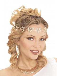 Antike Halskette gold