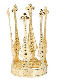 Krone König gold