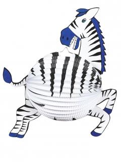Zebra-Laterne 38 cm