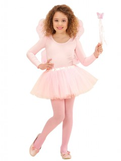 Prinzessin-Kinderset Feen-Set rosa