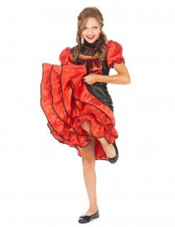 Spanierinkostüm für Mädchen