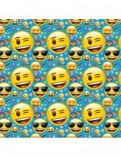 Geschenkpapier Lizenzware Emoji 76,2x152cm bunt