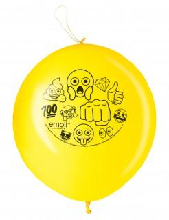 Spielball Luftballon 2 Stück gelb