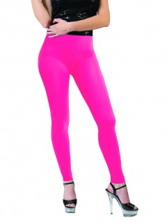 Leggings 70 den neon-pink