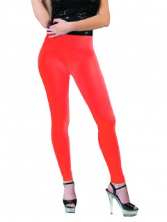 Leggings 70 den neon-orange