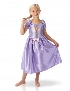 Rapunzel™-Kinderkostüm Märchen-Mädchenverkleidung violett-rosa