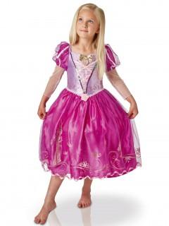 Offizielles Disneys Rapunzel™ Mädchen-Ballkleid Prinzessin pink