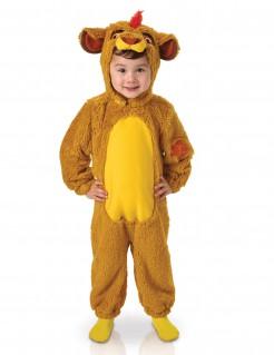 Die Garde der Löwen™-Kinderkostüm Löwenkostüm braun