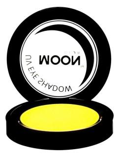 Moon Glow Lidschatten UV-aktiv fluoreszierend gelb 3,5g