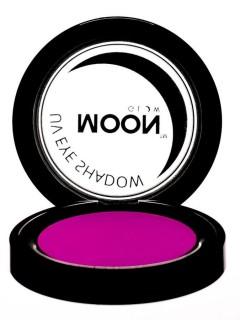 Moon Glow Lidschatten UV-aktiv fluoreszierend lila 3,5g