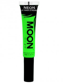 Moon Glow Haar-Mascara UV-aktiv grün 15ml