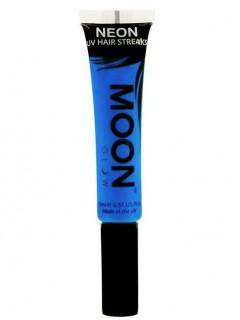 Moon Glow Haar-Mascara UV-aktiv blau 15ml