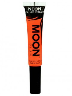 Moon Glow Haar-Mascara UV-aktiv orange 15ml