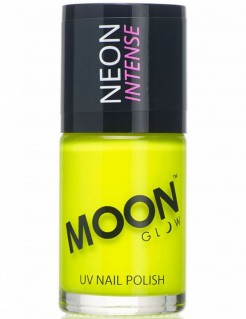 Moon Glow Nagellack UV-Aktiv gelb 15ml