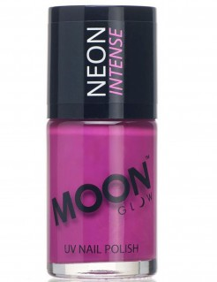 Moon Glow Nagellack UV-Aktiv lila 15ml