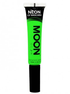 Moon Glow UV Make-Up Mascara grün 15 ml
