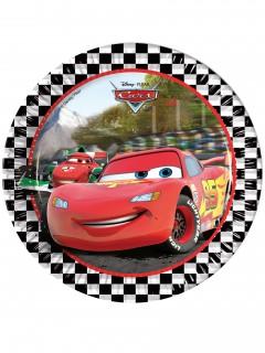 Pappteller Lizenzartikel Cars 8 Stück bunt