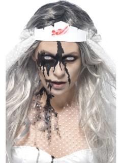 Zombieblut Halloween-Kunstblut schwarz 29,57ml