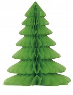 Weihnachtsbaum Tannenbaum Tischdeko grün 30cm