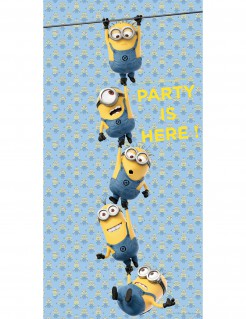 Poster Türdeko Party Lizenzartikel Minions 75x150 cm