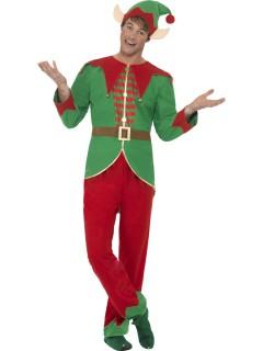 Weihnachtsbobold-Kostüm