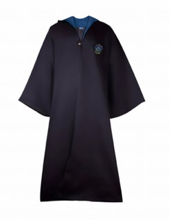 Ravenclaw Zauberschüler-Kostüm Harry Potter™-Lizenzkostüm schwarz-blau
