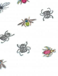 Insekten Konfetti Halloween Tischdeko 200 Stück bunt 3cm