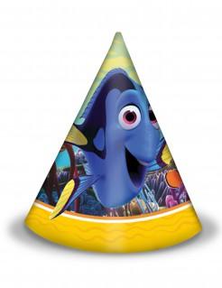 Findet Dorie™-Partyhüte 6 Stück