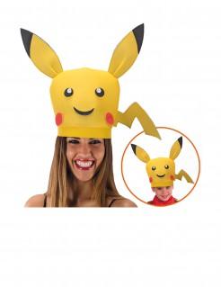 Lustiger Hut Figur gelb