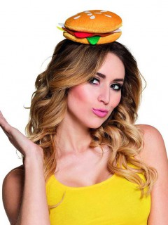 Hamburger-Haarreif bunt