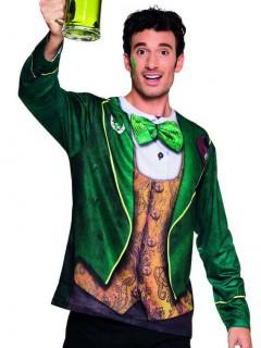 Lustiges Shirt Irland Longsleeve St- Patrick