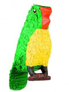 Papagei-Piñata 42 x 54 cm
