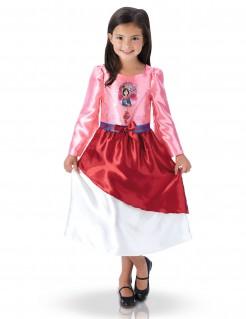 Disney™ Mulan™ Kinderkostüm bunt