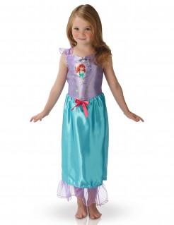 Arielle™-Mädchenkostüm Meerjungfrau lila